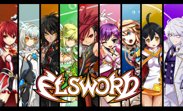 Elsword Wallpaper