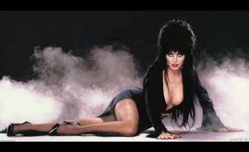 Elvira Mistress Of The Dark Wallpaper