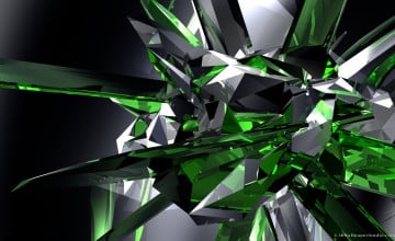Emerald Wallpaper HD
