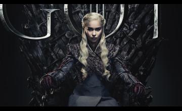 Emilia Clarke 2019 Wallpapers