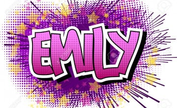 Emily Background