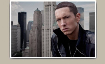 Eminem Not Afraid Ps3 Wallpaper
