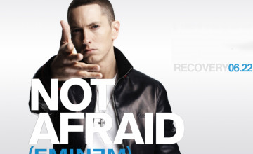 Eminem Wallpaper Not Afraid