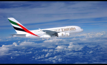 Emirates Airline Wallpapers