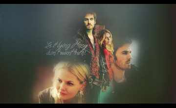 Emma And Hook Wallpapers