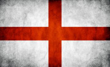 English Flag Wallpaper