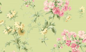 English Style Wallpaper