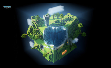 Epic Minecraft Wallpapers