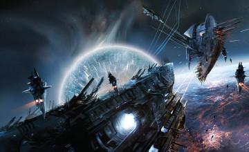 Epic Space Battles Wallpaper