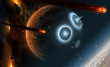 Epic Space Wallpaper