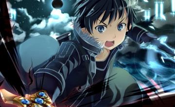 Epic Sword Art Online Wallpapers