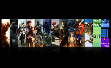 Epic Video Game Wallpapers