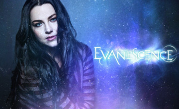 Evanescence 2015 Wallpaper
