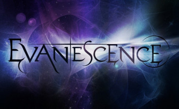 Evanescence Logo Wallpaper