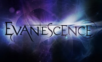 Evanescence Logo Wallpaper