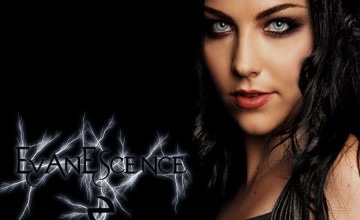 Evanescence Wallpaper 2017