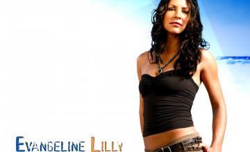Evangeline Lilly Wallpaper