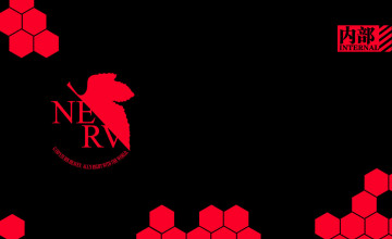 Evangelion Nerv Wallpaper