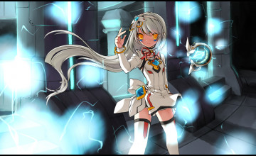 Eve Elsword Wallpaper
