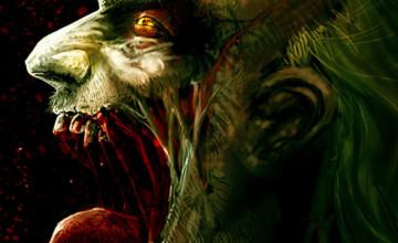 Evil Joker Wallpaper