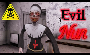 Evil Nun : Scary Horror Game Adventure Wallpapers