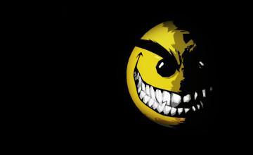 Evil Smile Wallpaper