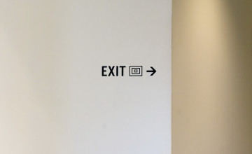 Exit Background