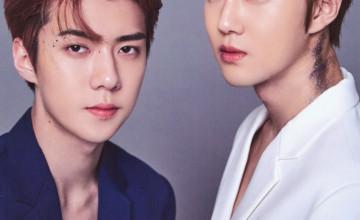 EXO 2019 Wallpapers