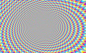 Eye Trick Wallpaper