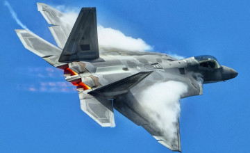 F 22 Raptor Photos Wallpaper