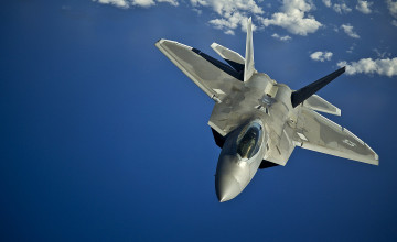 F 22 Raptor Wallpaper HD