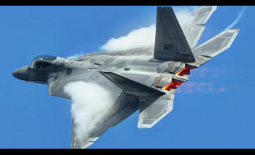 F 22 Raptor Wallpaper