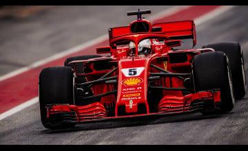 F1 Ferrari Wallpapers