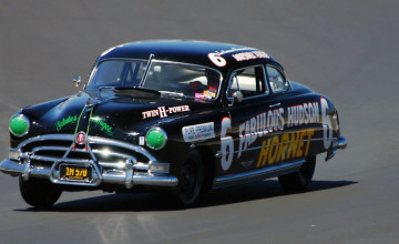 Fabulous Hudson Hornet Wallpapers