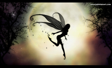 Fairy Screensavers and Wallpapers and Themes