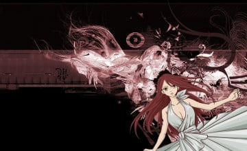 Fairy Tail Erza Wallpaper