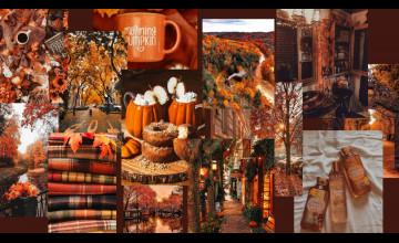 Fall Aesthetic Desktop Wallpapers