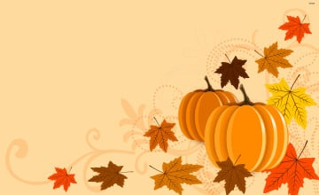Fall Pumpkin Wallpaper and Screensavers