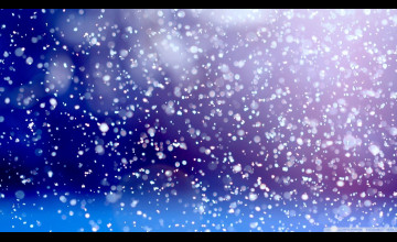 Falling Snow Wallpapers Background