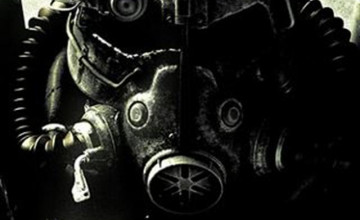Fallout 3 iPhone 5 Wallpaper