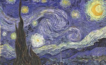 Famous Art Desktop Wallpaper