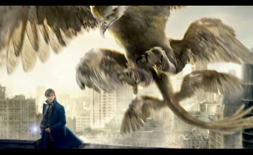 Fantastic Beasts 2 Wallpapers