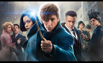 Fantastic Beasts Wallpapers