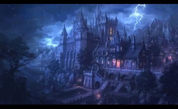 Fantasy Background Wallpaper