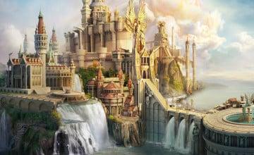 Fantasy Castle Wallpapers