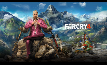 Far Cry 4 Wallpaper 1920x1080