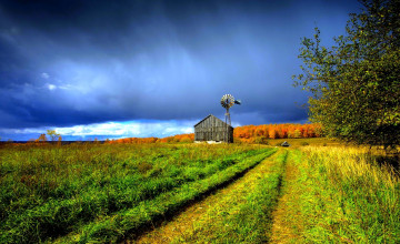Farmhouse Wallpaper