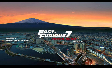 Fast and Furious Wallpaper 2014