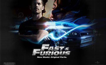 Fast and Furious Wallpaper HD