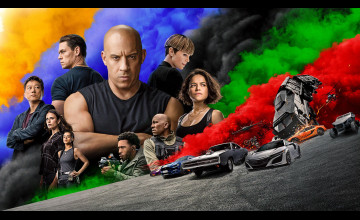 Fast Furious 9 Wallpapers